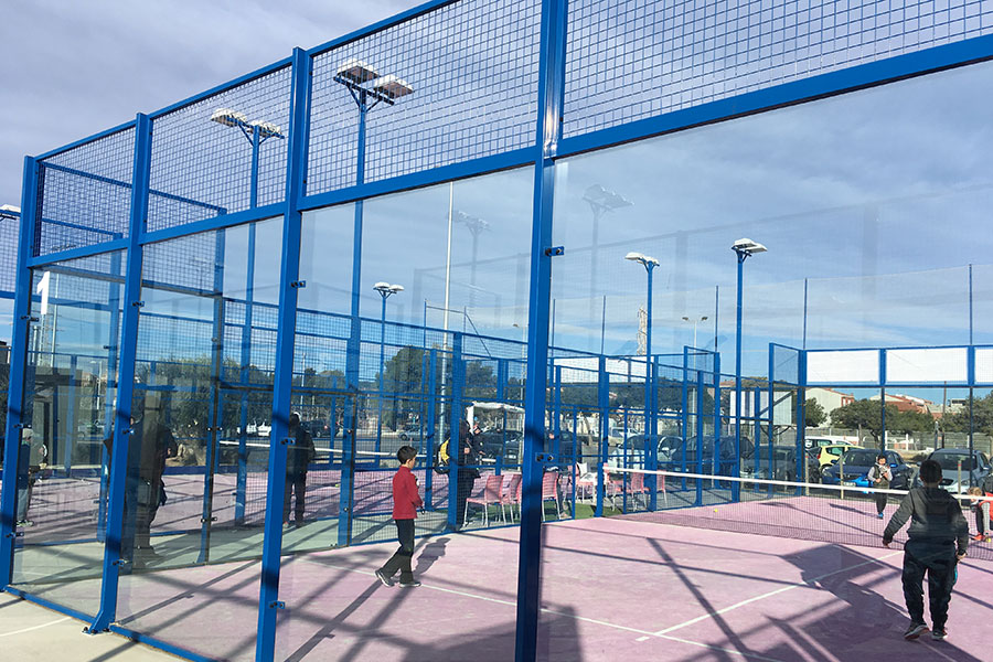 Start playing Padel and become a good player