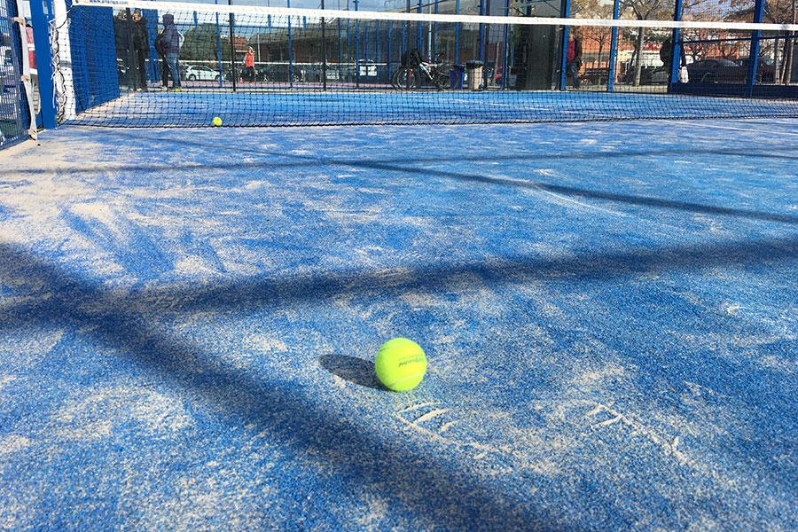 От тенниса к игре в падел, изменение в игре
