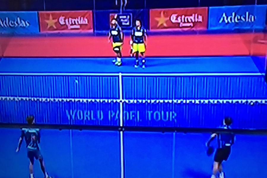 Финал турнира World Padel Tour в Каталунии