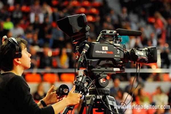 Турнир Estrella Damm Zaragoza Open увиличивает рекорд просмотра игры в падэл.