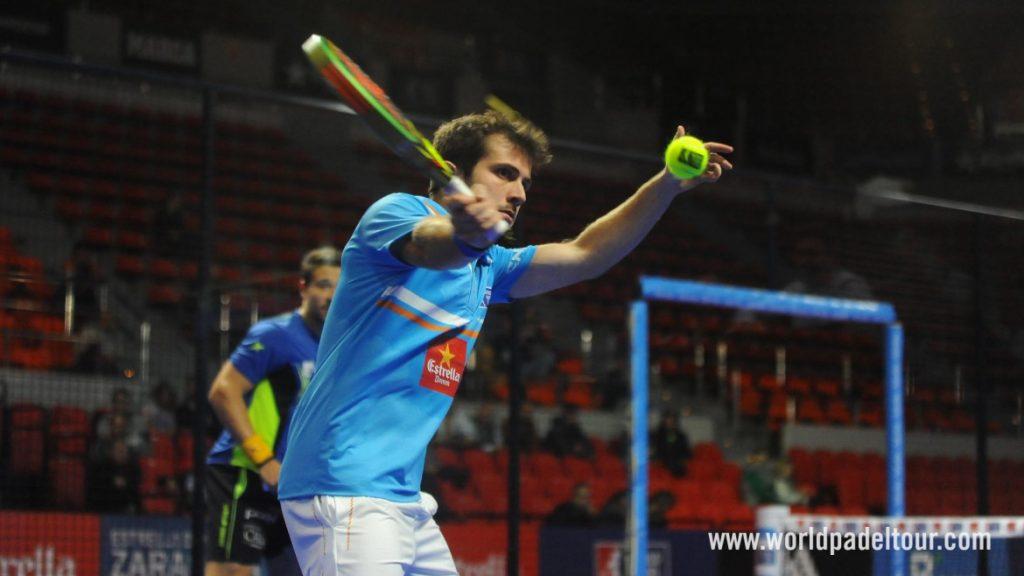 Мировой турнир по игре в падэл Estrella Damm Zaragoza Open 2018