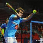 Мировой турнир по игре в падел Estrella Damm Zaragoza Open 2018