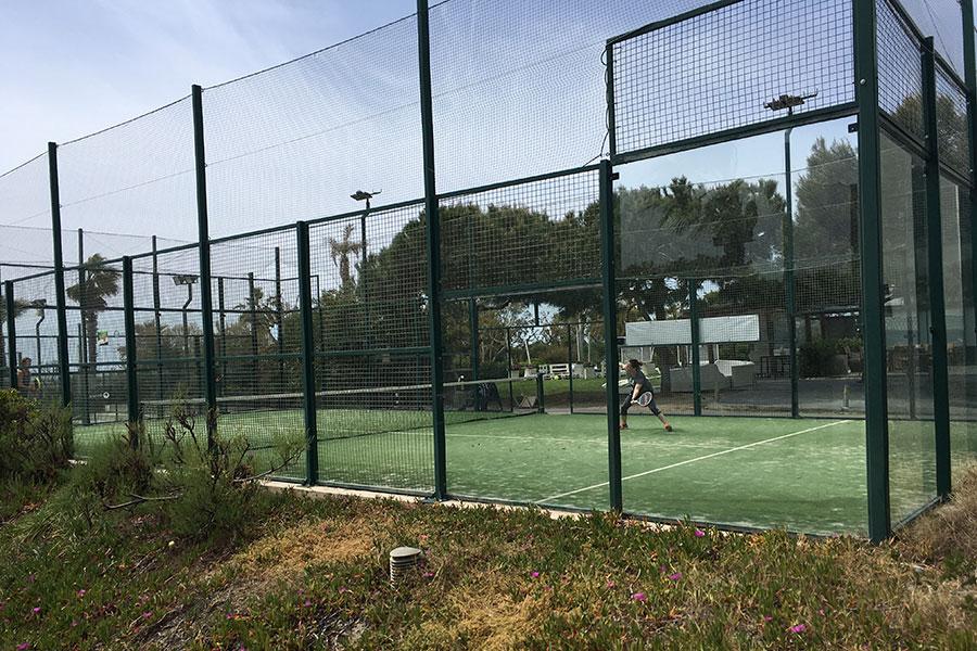 Падел-теннис и его практика