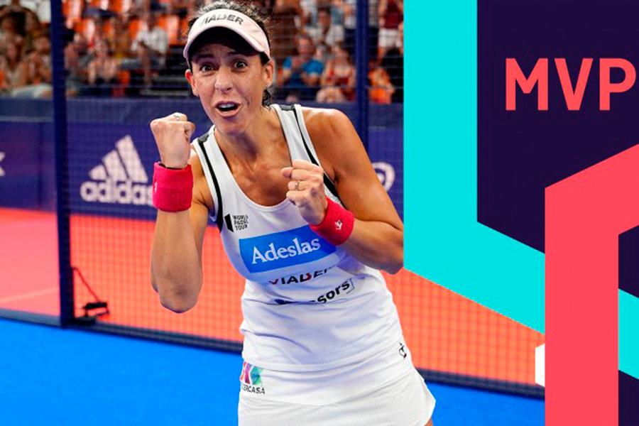 Марта Марреро лучшая турнира в Валенсии