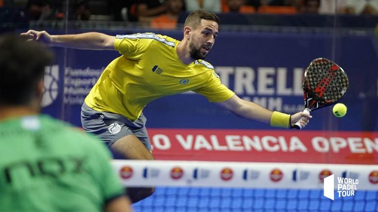 Лучшие моменты последнего тура Estrella Damm Valencia Open 2019 игры в падел