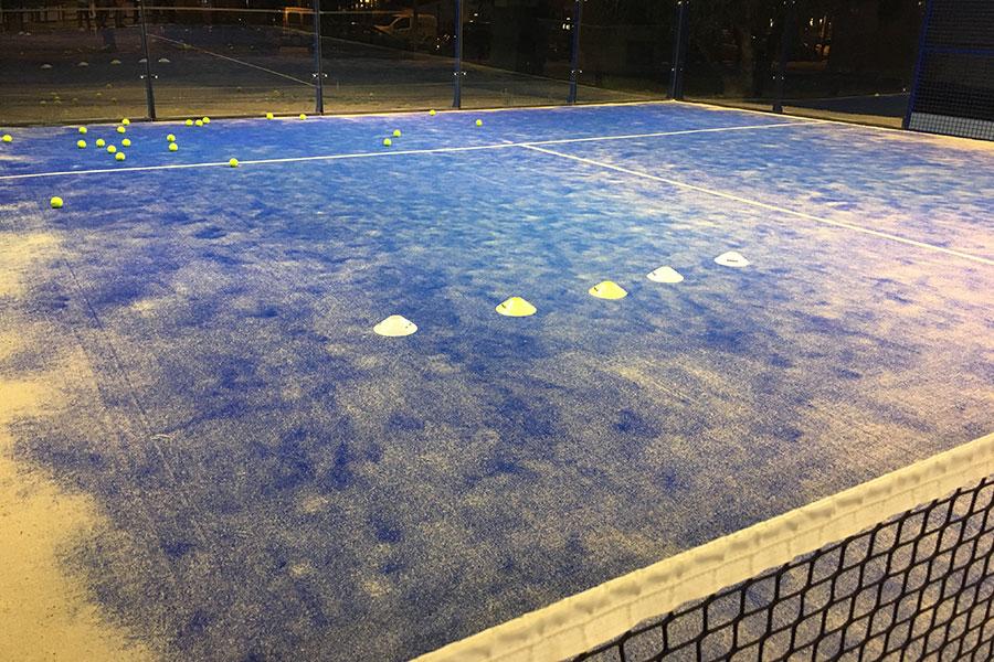 В прямом эфире финал Victoria Marbella Master падел-теннис