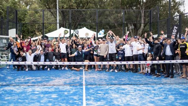 Вновь начинается турнир Padel State of Origin в Австралии