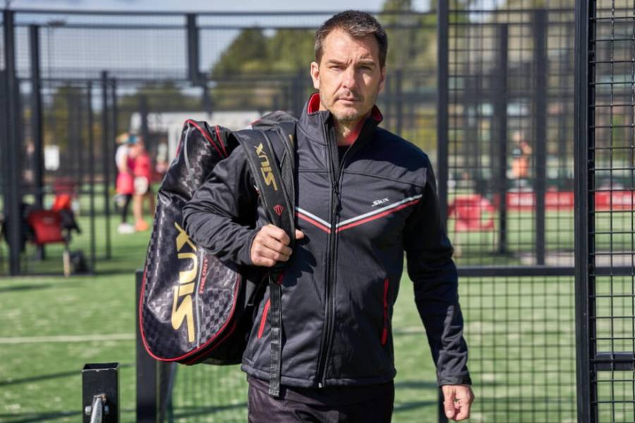 Пабло Айма, новый тренер команды Siux